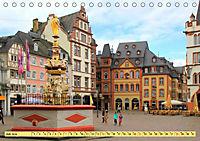 Trier - An der wunderschönen Mosel gelegen (Tischkalender 2019 DIN A5 quer) - Produktdetailbild 7