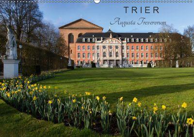 TRIER - Augusta Treverorum (Wandkalender 2019 DIN A2 quer), Marion Reiß-Seibert