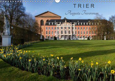 TRIER - Augusta Treverorum (Wandkalender 2019 DIN A3 quer), Marion Reiss-Seibert