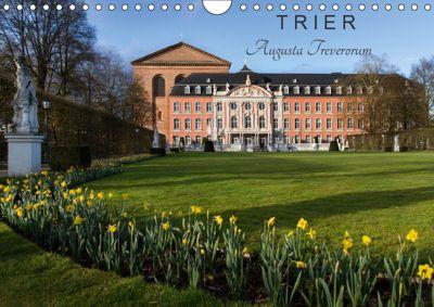 TRIER - Augusta Treverorum (Wandkalender 2019 DIN A4 quer), Marion Reiss-Seibert
