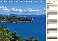 Triest und seine Riviera (Tischkalender 2019 DIN A5 quer) - Produktdetailbild 4