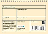 Triest und seine Riviera (Tischkalender 2019 DIN A5 quer) - Produktdetailbild 13