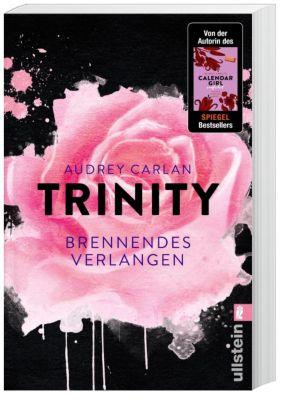 Trinity - Brennendes Verlangen, Audrey Carlan