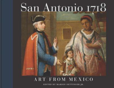 Trinity University Press: San Antonio 1718