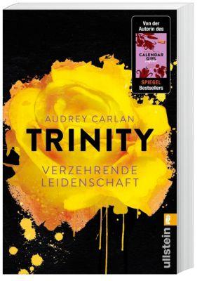 Trinity - Verzehrende Leidenschaft, Audrey Carlan