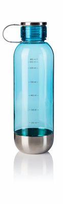 Trinkflasche 800ml, blau