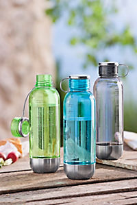 Trinkflasche 800ml, blau - Produktdetailbild 3