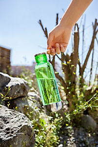 Trinkflasche 800ml, grün - Produktdetailbild 1