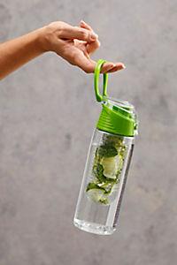 Trinkflasche mit Infuser, 750ml, grün - Produktdetailbild 2