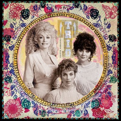 Trio: Farther Along (Vinyl), Emmylou Harris, Dolly Parton, Linda Ronstadt