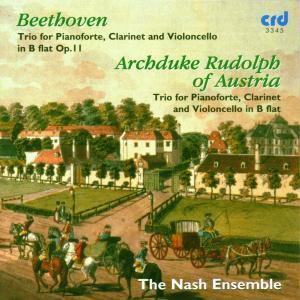 Trio Für Pianoforte,Klarinette & Violoncello Op.11, The Nash Ensemble