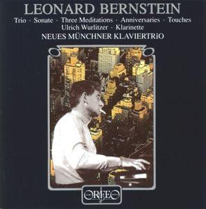 Trio/Klarinettensonate/Meditations/Anniversaries/+, Wurlitzer, Neues Münchner Klaviertrio