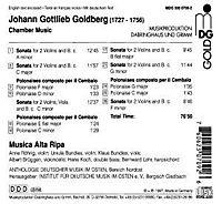 Trio-Sonaten - Produktdetailbild 1