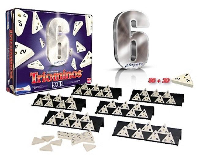 Triominos Spiel