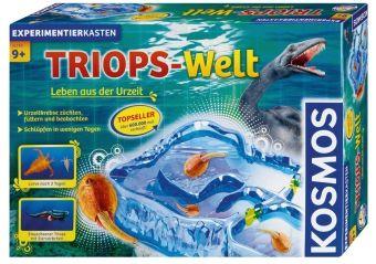 Triops-Welt - Leben aus der Urzeit (Experimentierkasten)