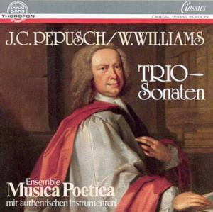 Triosonaten, Ensemble Musica Poetica