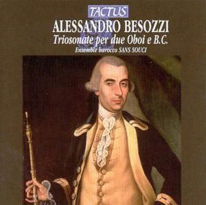 Triosonaten Für 2 Oboen Und Bc, Ensemble Barocco Sans Souci