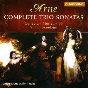 Triosonaten Nr. 1 - 7 (Gesamtaufnahme), Simon Standage, Cm90