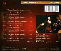 Triosonaten Nr. 1 - 7 (Gesamtaufnahme) - Produktdetailbild 1