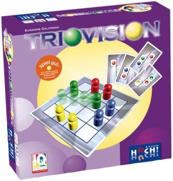 Triovision, 1 - 8 Spieler, Galonska Susanne