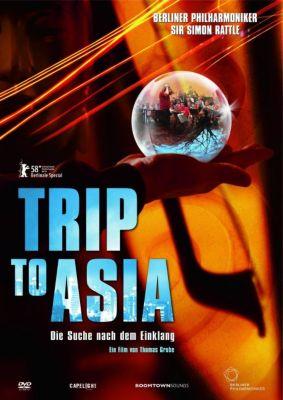 Trip to Asia, Simon Rattle