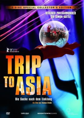 Trip to Asia - Special Edition, Simon Rattle