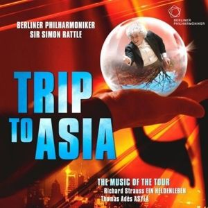 Trip To Asia - The Music Of ..., Simon Rattle, Bp
