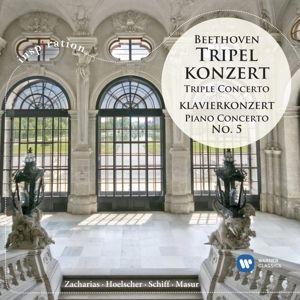 Tripelkonzert, Zacharias, Schiff, Hoelscher