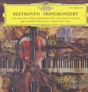 Tripelkonzert (Vinyl), Diverse Interpreten