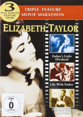 Triple Feature Movie Marathon, Elizabeth Taylor