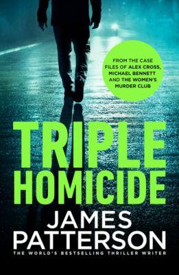 Triple Homicide, James Patterson