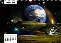 Trips to the end of the world (Wall Calendar 2019 DIN A3 Landscape) - Produktdetailbild 1
