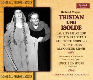 Tristan Und Isolde, Melchior, Flagstad, Leinsdorf, Metropolitan