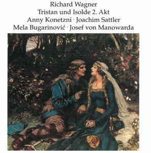 Tristan Und Isolde 2.Akt, Weisbach, Konetzni, Sattler, Ws