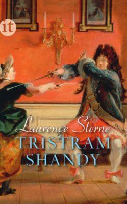 Tristram Shandy - Laurence Sterne |