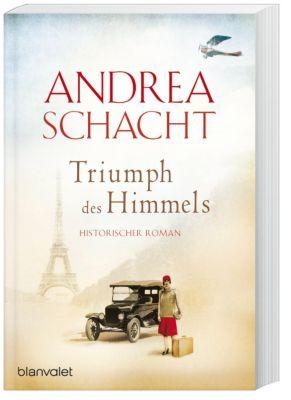 Triumph des Himmels, Andrea Schacht