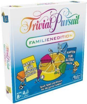 Gesellschaftsspiele Hasbro E1923100 Trivial Pursuit 40TH