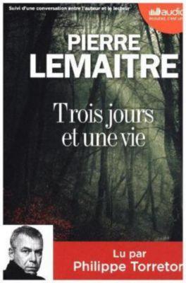 Trois jours et une vie, MP3-CD, Pierre Lemaitre