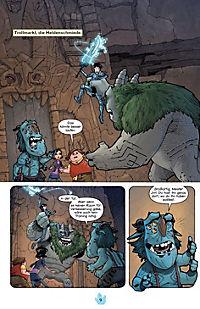 Trolljäger - Kids-Comic - Die geheime Geschichte der Trolle - Produktdetailbild 2