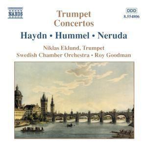 Trompetenkonzerte, Niklas Eklund, Roy Goodman