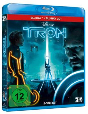 Tron: Legacy - 3D-Version
