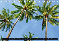 Tropenfeeling - Fernwehbaum Kokospalme (Tischkalender 2019 DIN A5 quer) - Produktdetailbild 3
