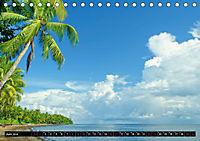 Tropenfeeling - Fernwehbaum Kokospalme (Tischkalender 2019 DIN A5 quer) - Produktdetailbild 8