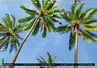 Tropenfeeling - Fernwehbaum Kokospalme (Tischkalender 2019 DIN A5 quer) - Produktdetailbild 11