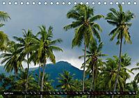 Tropenfeeling - Fernwehbaum Kokospalme (Tischkalender 2019 DIN A5 quer) - Produktdetailbild 4