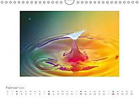 Tropfenfotografie der besondere Moment (Wandkalender 2019 DIN A4 quer) - Produktdetailbild 2