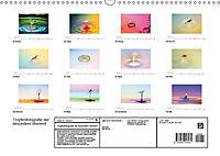 Tropfenfotografie der besondere Moment (Wandkalender 2019 DIN A3 quer) - Produktdetailbild 13