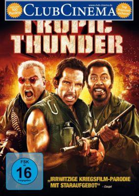 Tropic Thunder, Ben Stiller, Justin Theroux, Etan Cohen