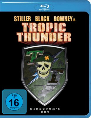 Tropic Thunder - Director's Cut, Ben Stiller, Justin Theroux, Etan Cohen