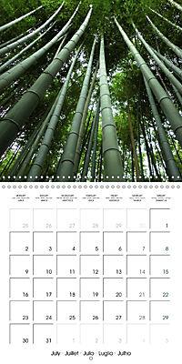 Tropical Greenery (Wall Calendar 2018 300 × 300 mm Square) - Produktdetailbild 7